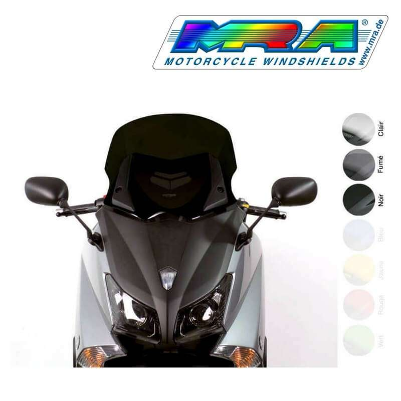 bulle pare brise sport mra fumee yamaha tmax 530 vospieces2roues. Black Bedroom Furniture Sets. Home Design Ideas