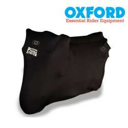 HOUSSE DE PROTECTION INTERIEUR MOTO OXFORD PROTEX STRETCH NOIR TAILLE XL