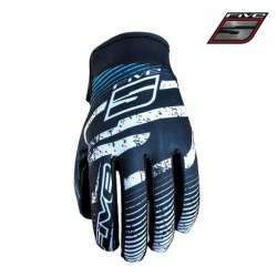 Gants FIVE Planet Fashion Bleu moto cross vélo VTT