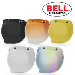 VISIERE ECRAN CASQUE BELL PS 3-SNAP BUBBLE - CUSTOM 500