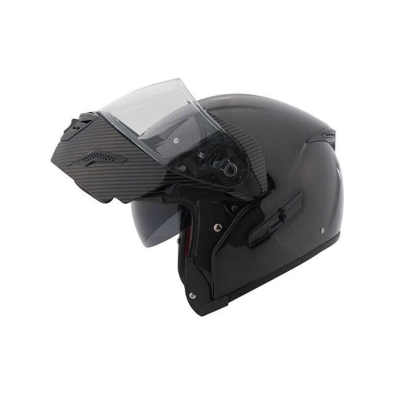 casque integral modulable moto scooter nishua nfx 2 carbone. Black Bedroom Furniture Sets. Home Design Ideas