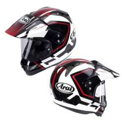 CASQUE MOTO INTEGRAL ARAI TOUR-X 4 DETOUR RED