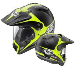 CASQUE MOTO INTEGRAL ARAI TOUR-X 4 ROUTE YELLOW