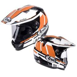 CASQUE MOTO INTEGRAL ARAI TOUR-X 4 SHIRE ORANGE