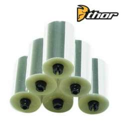 Lot de 6 Rouleaux Roll-Off pour masque cross Thor