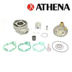 KIT CYLINDRE PISTON ATHENA 70CC DIAM 50 MOTO APRILIA RED ROSE / ENDURO HM CRE 50