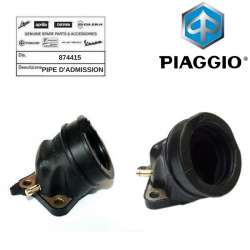 PIPE ADMISSION RACCORD ORIGINE PIAGGIO 125 MP3 X8 X9 X-EVO VESPA GTS BEVERLY