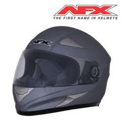 CASQUE MOTO INTEGRAL AFX SOLID FX90E GRIS GREY