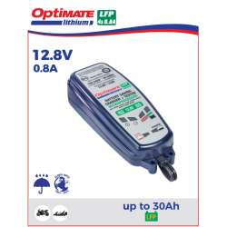 CHARGEUR TESTEUR MAINTENANCE BATTERIE LiFePO4 AUTOMATIQUE OPTIMATE LITHIUM TM470