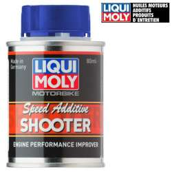 ADDITIF PERFORMANCE CARBURATEUR INJECTION 2T 4T LIQUI MOLY 80ml MOTO MAXI SCOOTER