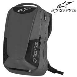 SAC A DOS MOTO ALPINESTARS CYTY HUNTER BACKPACK CAPACITE 25L NOIR GRIS