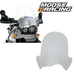 PARE BRISE ADVENTURE + 5 CM TRANSPARENT MOOSE RACING MOTO BMW R1150GS ADVENTURE
