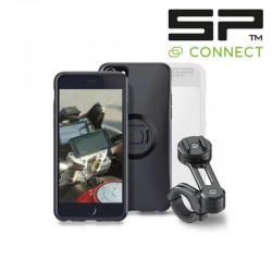 PACK COMPLET SMARTPHONE SP-CONNECT MOTO BUNDLE FIXE SUR GUIDON IPHONE 8 /7/6S/6