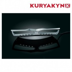 GRILLE CHROME KURYAKYN POUR  HONDA GL1800 GOLDWING 2001-2012