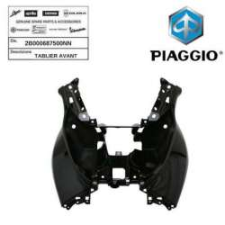 CARENAGE TABLIER FACE AVANT NOIR 91/B ORIGINE PIAGGIO MP3 300 BUSINESS 2014 -