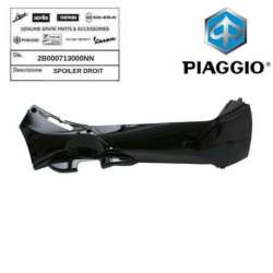 SPOILER DROIT NOIR 91/B ORIGINE PIAGGIO 2B000713000NN MP3 300 BUSINESS 2014 -