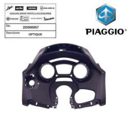 SUPPORT TABLEAU DE BORD ORIGINE PIAGGIO 2B0006770000C MP3 300 BUSINESS 2014 -