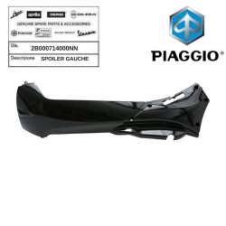 SPOILER GAUCHE NOIR 91/B ORIGINE PIAGGIO 2B000714000NN MP3 300 BUSINESS 2014 -