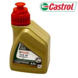 500ml HUILE DE FOURCHE CASTROL 5W 100% SYNTHETIQUE MOTO CROSS MX MAXI SCOOTER