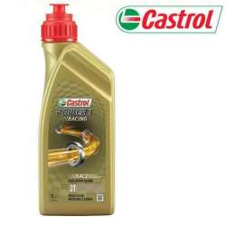 1L HUILE MOTEUR 2 TEMPS 100% SYNTHETIQUE CASTROL POWER 1 RACING MOTO CROSS MOB
