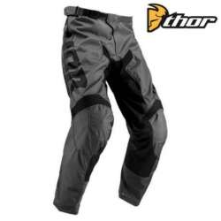 Pantalon moto cross homme Thor Pulse Smoke gris