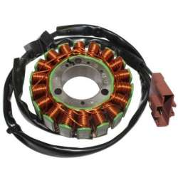 STATOR ALLUMAGE 18 POLES 370W ATLANTIC NEXUS SPIDER MAX BEVERLY X-EVO X9 400 500