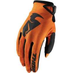 Gants moto cross enfant Thor SECTOR ORANGE