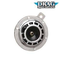 KLAXON MOTO CHROME MAG Ø 10 cm DRAG SPECIALTIES 113 db