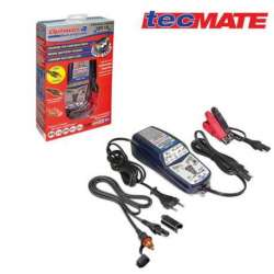 CHARGEUR AUTOMATIQUE MOTO BATTERIE 12V 3Ah à 50Ah OPTIMATE 4 CAN-BUS TM350
