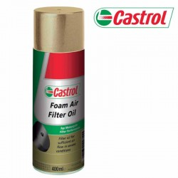 Huile de filtre à air Castrol Foam Air Filter Oil 400 ml