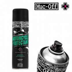Spray de protection MUC-OFF Motorcycle Protectant 500 ml