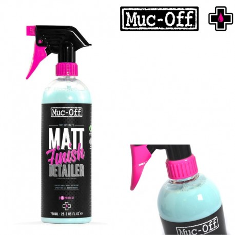 Spray de protection MUC-OFF Matt Finish Detailer 750 ml