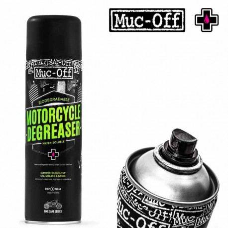 Spray dégraissant moto MUC-OFF Motorcycle Degreaser 500 ml