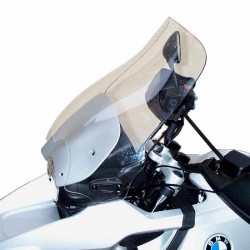 Bulle haute protection transparent Bullster Hauteur 48 cm BMW R 1150 GS
