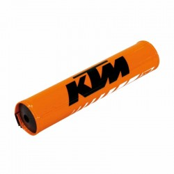 Mousse de guidon Blackbird Replica KTM 245 mm moto cross tout-terrain
