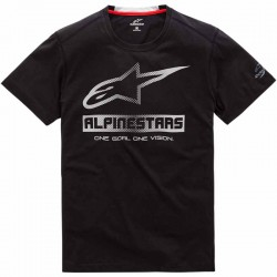 T-shirt homme Alpinestars Source Ride Dry Noir