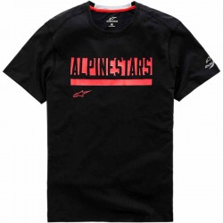 T-shirt homme Alpinestars Stated  Ride Dry Noir