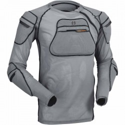 Mallot de protection cross Moose Racing XC1 Gris