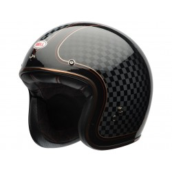 Casque Jet moto Bell Custom 500 SE RSD Check It look vintage