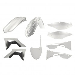 Kit plastique Transparent MX Clear Polisport Honda CRF250/450 R