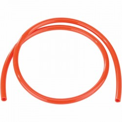 Durite d'essence polyuréthane Moose Racing 91.5 cm de long Ø6.4 mm Orange