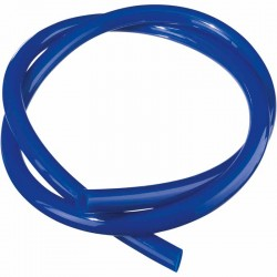 Durite d'essence polyuréthane Moose Racing 91.5 cm de long Ø6.4 mm Bleu
