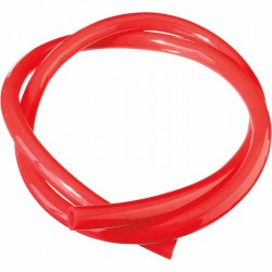 Durite d'essence polyuréthane Moose Racing 91.5 cm de long Ø6.4 mm Rouge