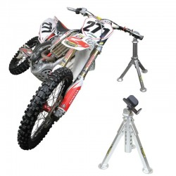 Lève moto ajustable Motorsport Chandelle - MX Enduro