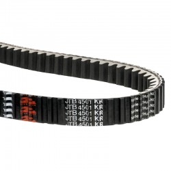 Courroie JT Drive Belts renforcée Max KVR Piaggio Beverly 350 12-19