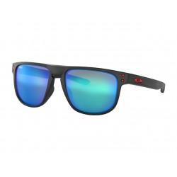 Lunette de soleil Oakley Holbrook Maverick Vinales collection Matte Black