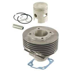 ENSEMBLE PISTON CYLINDRE Ø 55mm VESPA 125 PK