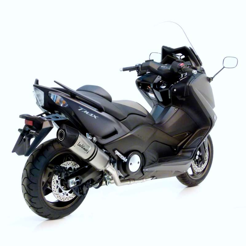 silencieux pot echappement leovince lv one evo inox yamaha tmax t max 530 2012 vospieces2roues. Black Bedroom Furniture Sets. Home Design Ideas