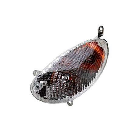 CLIGNOTANT AVANT DROIT TRANSPARENT MAXISCOOTER 125 YAMAHA MAJESTY-MBK SKYLINER