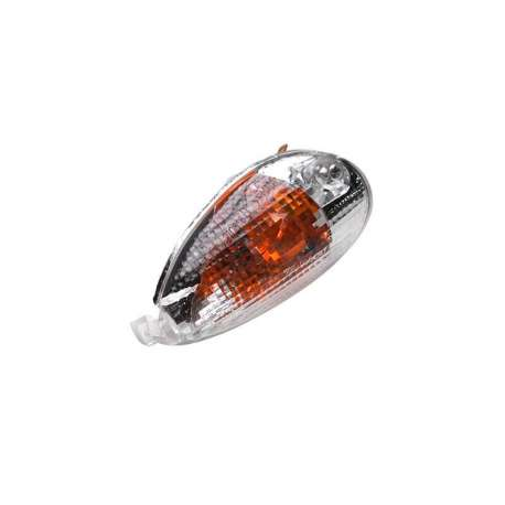 CLIGNOTANT ARRIERE DROIT TRANSPARENT MAXI SCOOTER PIAGGIO 125 LIBERTY 2000 -